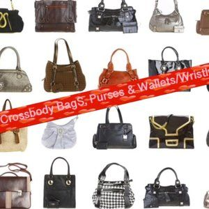 A variety of pre-loved bags